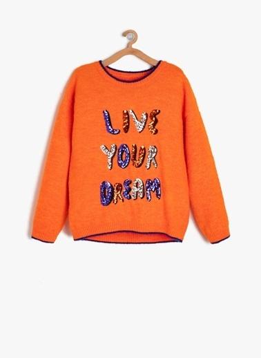 Koton Kids Kazak Oranj